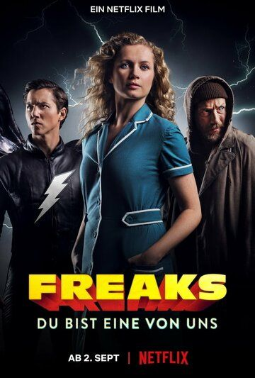 Фрики: Ты один из нас / Freaks: You're One of Us (2020)